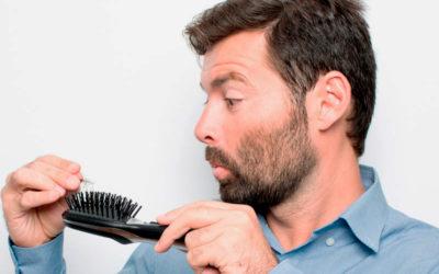 Шоковое выпадение волос