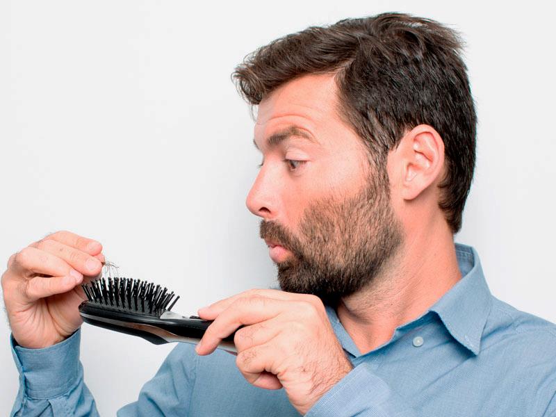 Шоковое выпадение волос после пересадки
